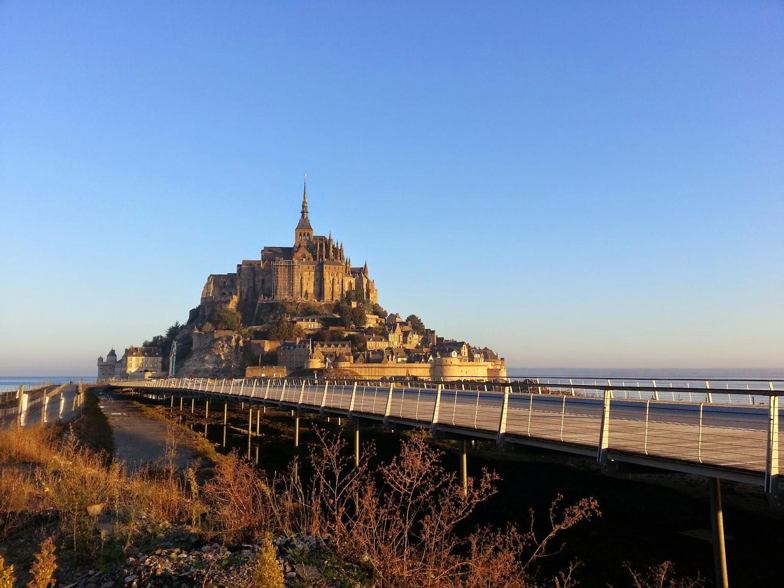Recueillement au mont saint michel paperblog - Saint james mont saint michel ...