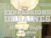 """Reportage photo street s'exprime sous lustres l'Institut Culturel Bernard Magrez avec """"Expressions Urbaines"""""""