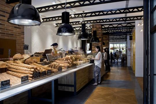 visite d co l h tel praktik bakery barcelone voir. Black Bedroom Furniture Sets. Home Design Ideas