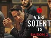 "TELEVISION: ""Ainsi soient-ils"", saison 2/season"