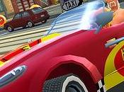 C'est Hulk Hogan conduit Crazy Taxi: City Rush iPhone