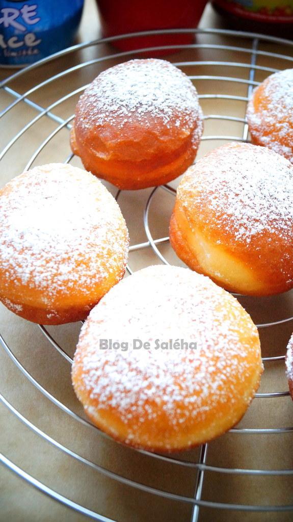 Beignets moelleux au lait ribot babeurre d couvrir - Beignet leger et moelleux ...