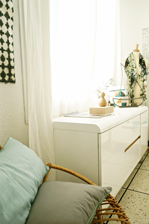 Visite chez moi Blancheur et fra cheur dans ma chambre Paperblog