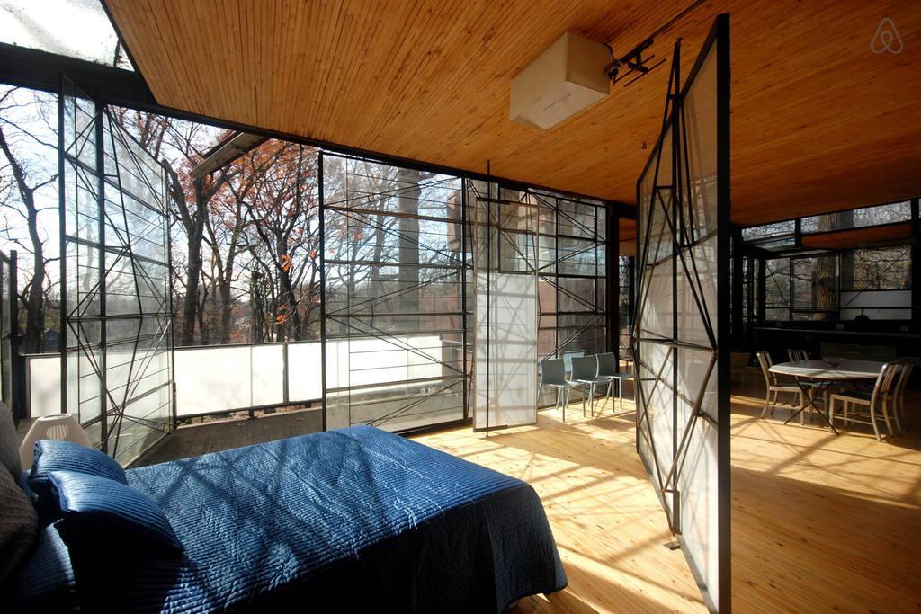 maisons de verre des habitations hors du commun paperblog