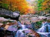 Paysage mois (Octobre) mont Jirisan