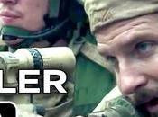 American Sniper Bradley Cooper sous tension