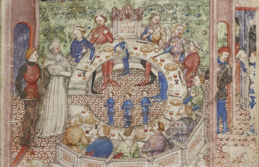 Perceval le gallois ce n est pas qu un gros con paperblog - Recherche sur les chevaliers de la table ronde ...