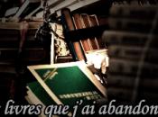 livres j'ai abandonné