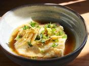 F128- filet poisson vapeur gingembre ciboule sauce soja