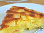 Gâteaux madeleine pommes