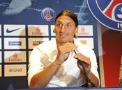 Arsenal Ibrahimovic allume Wenger