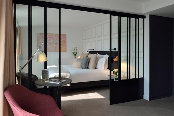 Balthazar h tel de charme rennes voir for Hotel design rennes