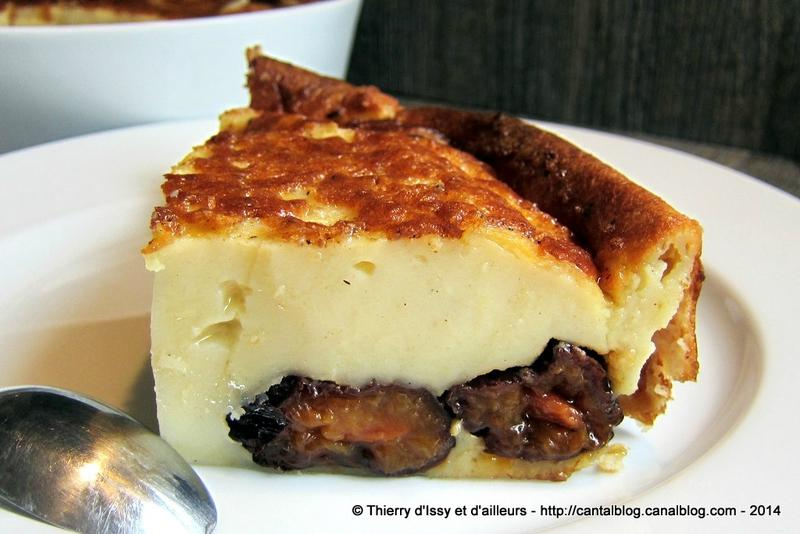 Le far breton recette traditionnelle paperblog - Recette cuisine provencale traditionnelle ...