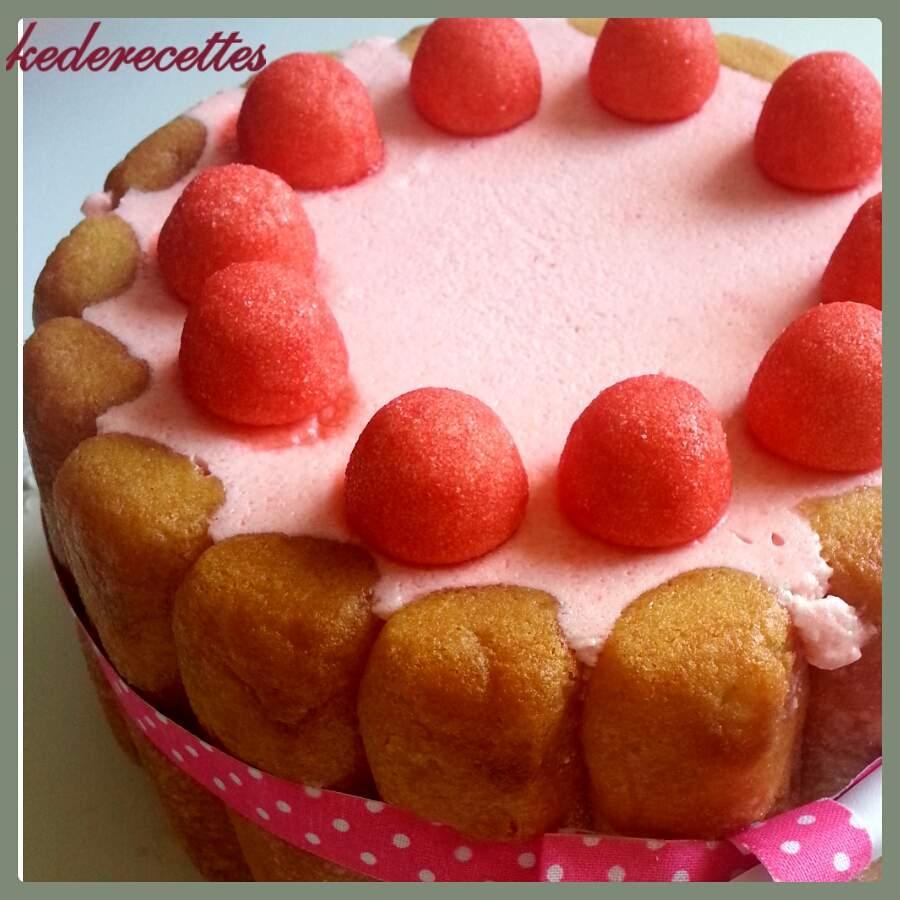Charlotte aux fraises tagada paperblog for Miroir aux fraises