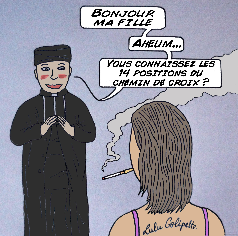 orosko fils de pute religieuse salope