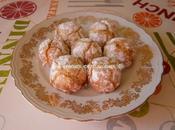 Ghoribas cacahuètes noix coco