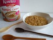 crème dessert diététique allégée caramel konjac seulement calories (sans oeufs sans beurre)
