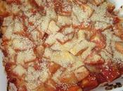 Gratin céleri tomate
