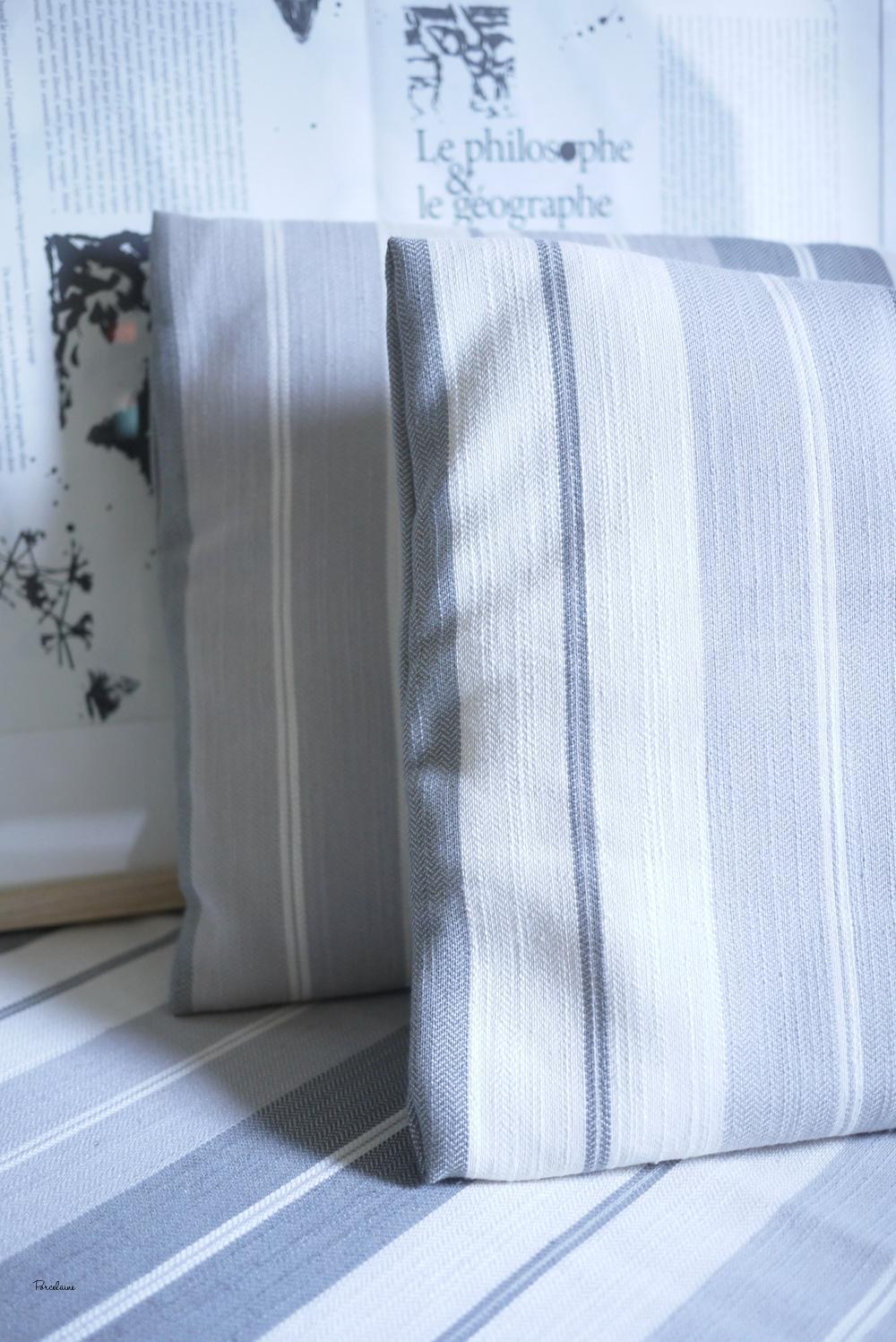 a faire soi m me housse de coussin facile paperblog. Black Bedroom Furniture Sets. Home Design Ideas