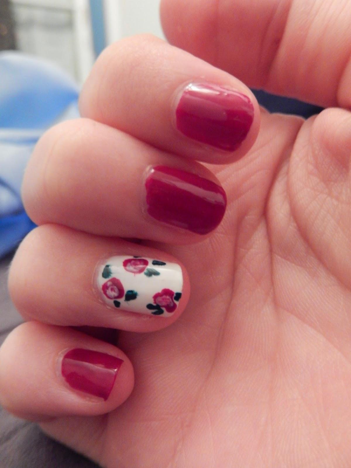 C'est le printemps au bout de mes doigts !