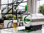 d'Heineken pression maison