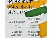 Expositions PEI-MING BERTRAND LAVIER Fondation Vincent Gogh Arles