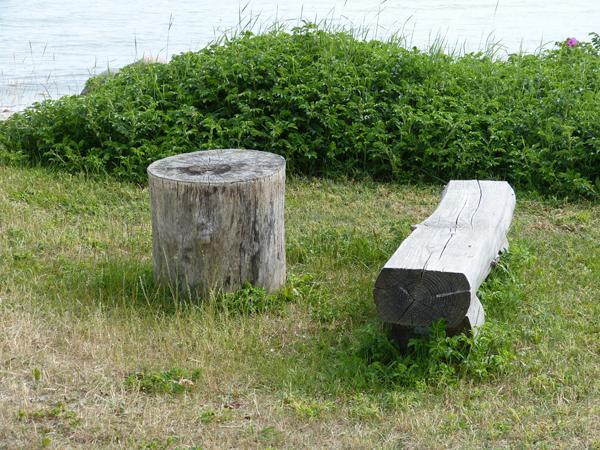 8 formes de bancs en bois et m tal paperblog. Black Bedroom Furniture Sets. Home Design Ideas