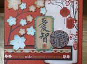 Carte d'anniversaire chinoise Bunny