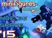 LEGO Minifigures Online Monde l'espace