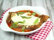 Escalope veau Parmigiana