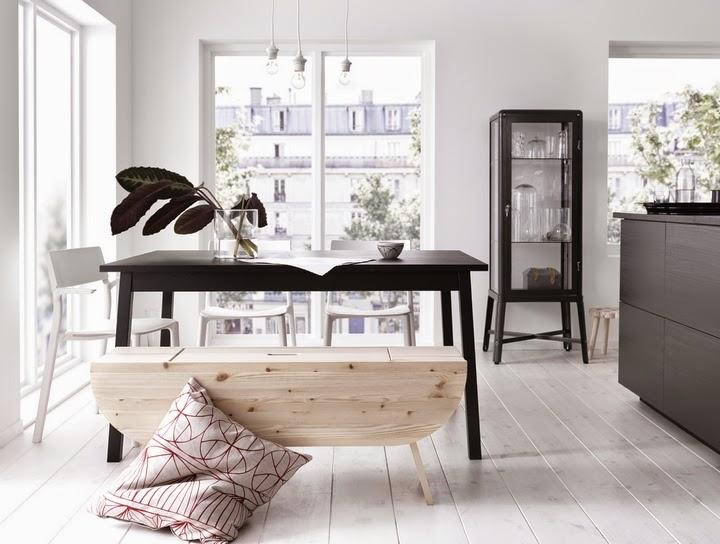 d co mes 5 conseils pour une ambiance scandinave voir. Black Bedroom Furniture Sets. Home Design Ideas