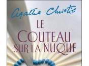 Couteau Nuque d'Agatha Christie