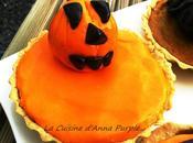 Tarte potiron Halloween