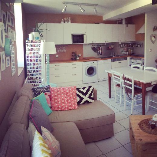 d co l appartement paperblog. Black Bedroom Furniture Sets. Home Design Ideas