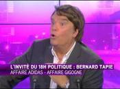 Violent clash entre Audrey Pulvar Bernard Tapie