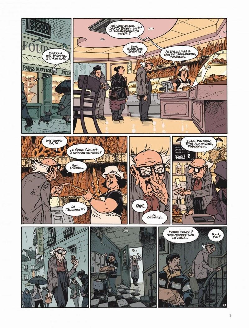 Les vieux fourneaux T2 : Bonny and Pierrot - Lupano et Cauuet