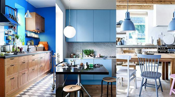 D coration de cuisine par couleur d couvrir - Deco cuisine couleur ...