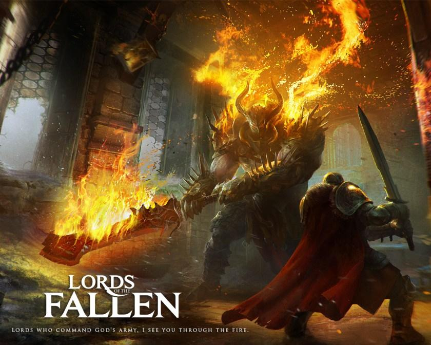 Test : Lord Of The Fallen (Xbox One)