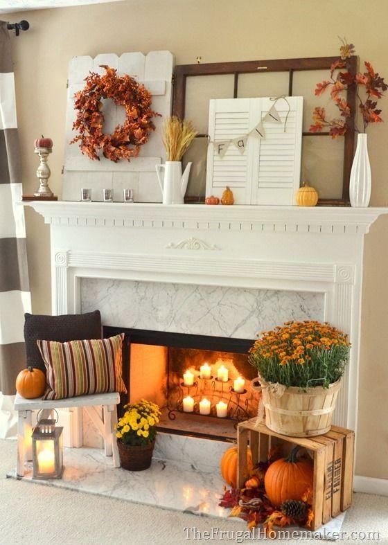 Fall, automne, photo, pinterest, décoration