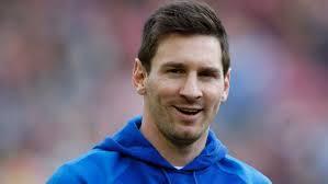 Lionel Messi storytelling