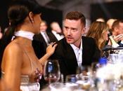 Photos: Justin Timberlake AmfAR Gala avec Rihanna