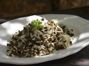 Salade lentilles