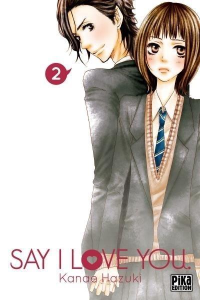 Say I Love You, tome 02 de Kanae Hazuki