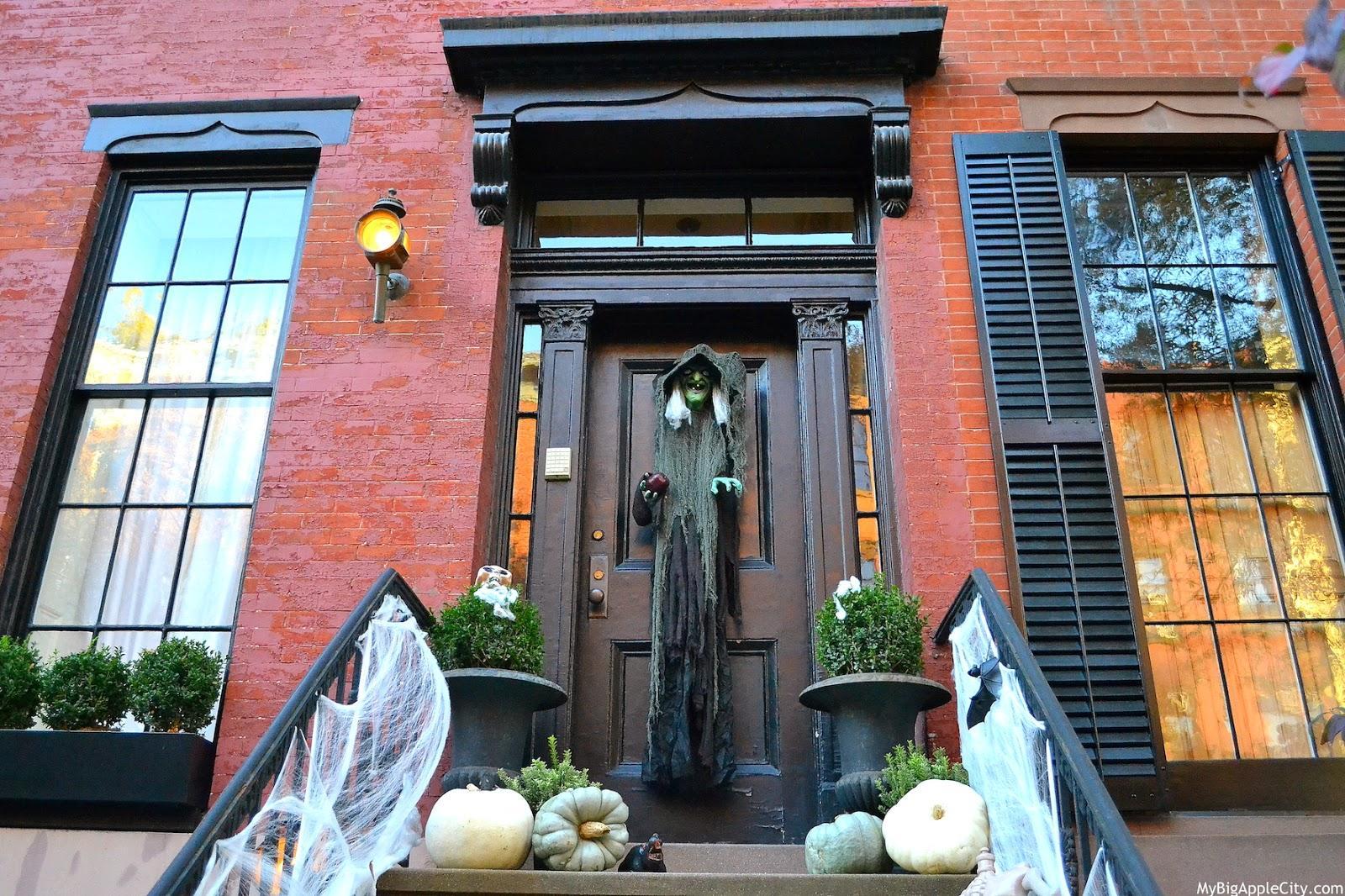 Decoration de maison pour halloween images - Deco halloween maison ...