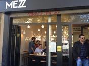 Mezz, mezzés façon street food Paris 10ème