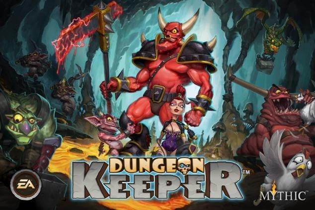 Des nouveautés dans Dungeon Keeper sur iPhone
