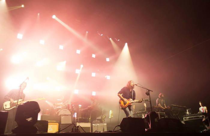 The War on Drugs @ Pitchfork Paris 2014