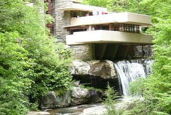 Architecture organique d couvrir - Frank lloyd wright architecture organique ...