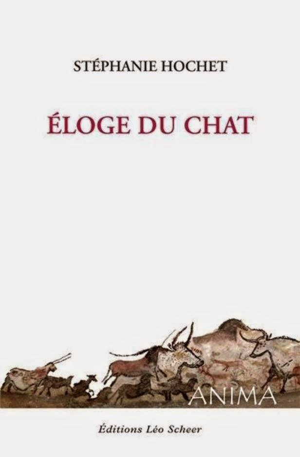 Eloge du chat de Stéphanie Hochet chez Léo Scheer