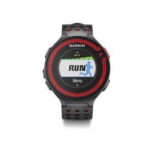 La montre Sport GPS Forerunner 220 de Garmin est une montre connectée ultralégère, très simple à utiliser.Cettre montre optimise vos entraîntements sportifs et vous donne des informations précises sur votre vitesse, votre temps et la distance parcour...
